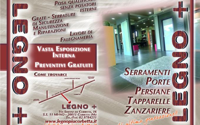 Serramenti in pvc e alluminio legno Milano